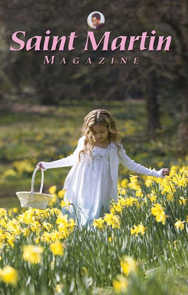 ST MARTIN APRIL COVER 2010