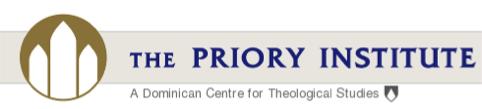 The Priory institute Logo