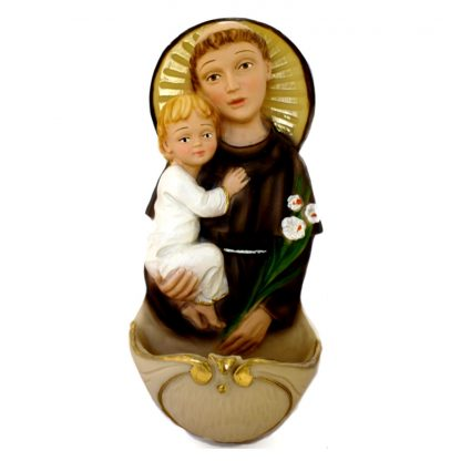 Saint Anthony Holy Water Font