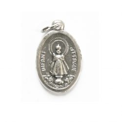 Infant of Prague medal