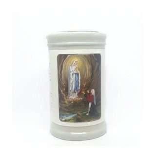 Lourdes Candle