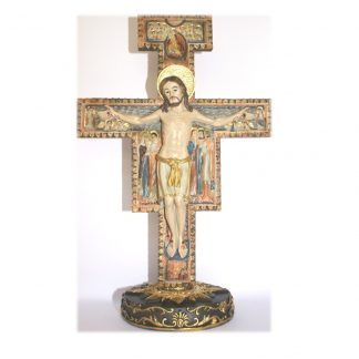 San Damiano Standing Crucifix