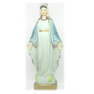 Our Lady of Grace statue 8.5 inch