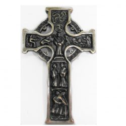 Metallic Celtic Cross
