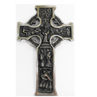 Metallic Celtic Cross