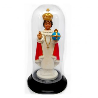 Infant of Prague dome statue