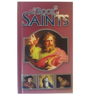 The Book of Saints - includes Saints remembered in the Calendar if the Catholic Church. Only €10.00
