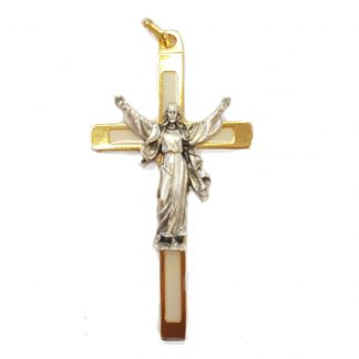 Small Risen Christ Crucifix