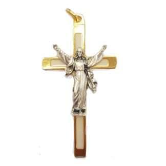 Small Risen Christ Crucifix