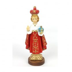 Child of Prague Resin 9 Inch