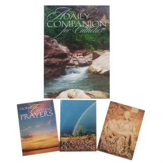 Daily Companion for Catholics Booklet Collection