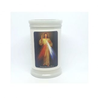 Divine Mercy 30T Candle