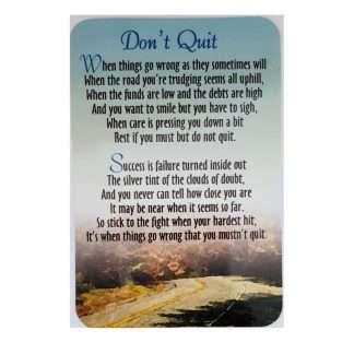 Don't quit KC20