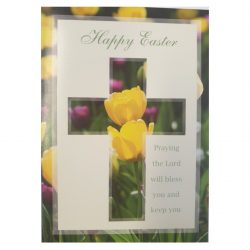 Cross and Buttercup Easter Cards