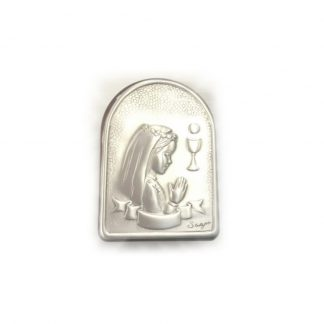 Girls First Holy Communion Plaque