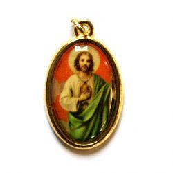 Saint Martin Sterling Silver Medal - St Martin Apostolate