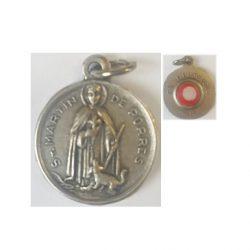 Saint Martin de Porres Relic Medal