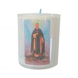 Saint Martin Small Candle