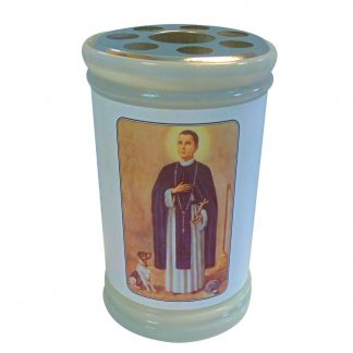 Saint Martin medium candle
