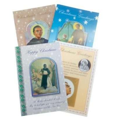 Saint Martin Christmas Cards.