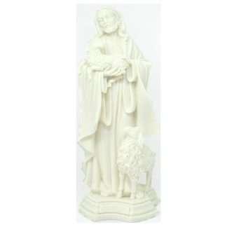 Good Shepherd statue