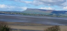 Benbulben in Spring - Sligo