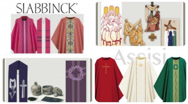 slabbinck liturgical goods vestments priest vestments
