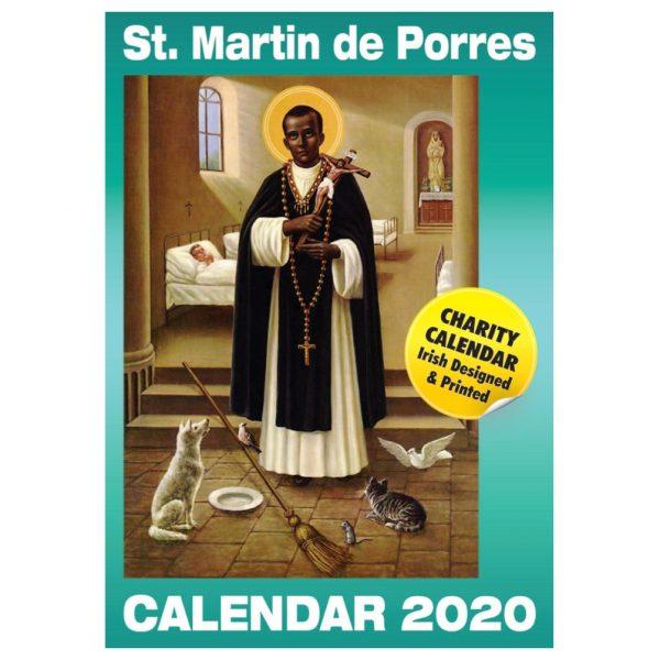 St Martin Charity 2020 Calendar