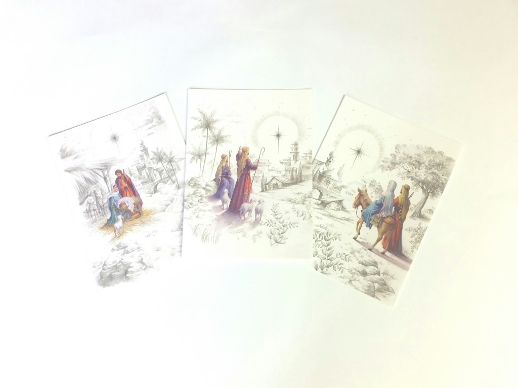 Traditional Christmas Card (Pack) - St Martin Apostolate