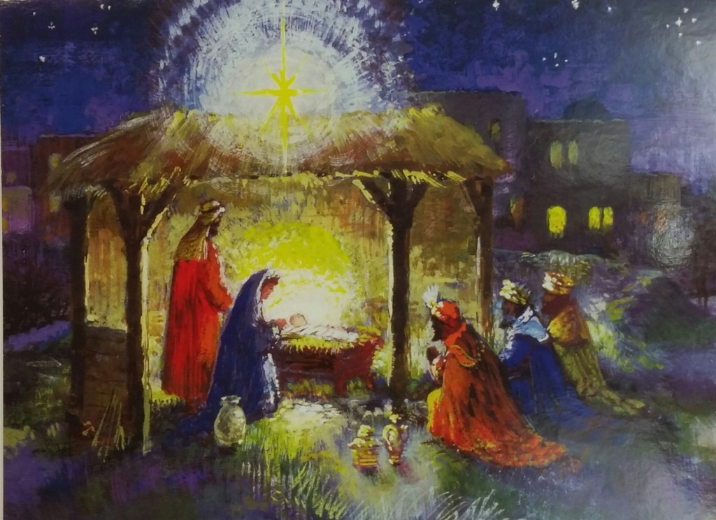 Nativity Christmas Cards - St Martin Apostolate