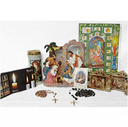 Small Christmas Crib Offer