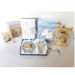 New Baby Boy Gift Set