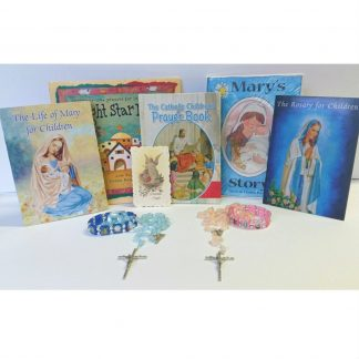 Children's Religious Books, Rosary Beads Children's Book Offer