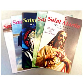 SAINT MARTIN MAGAZINE SUBSCRIPTION