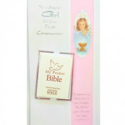 bible communion card