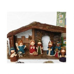 Crib Shelters / Crib Figures