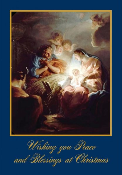 Charity Christmas Cards, Nativity Christmas Cards, Traditional Christmas Cards