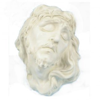 Borsato Collectible Head of Christ Sculpture