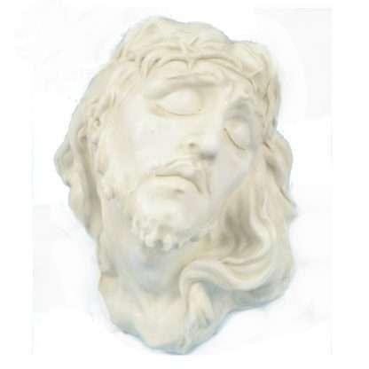 Borsato Collectible Head of Christ Sculpture