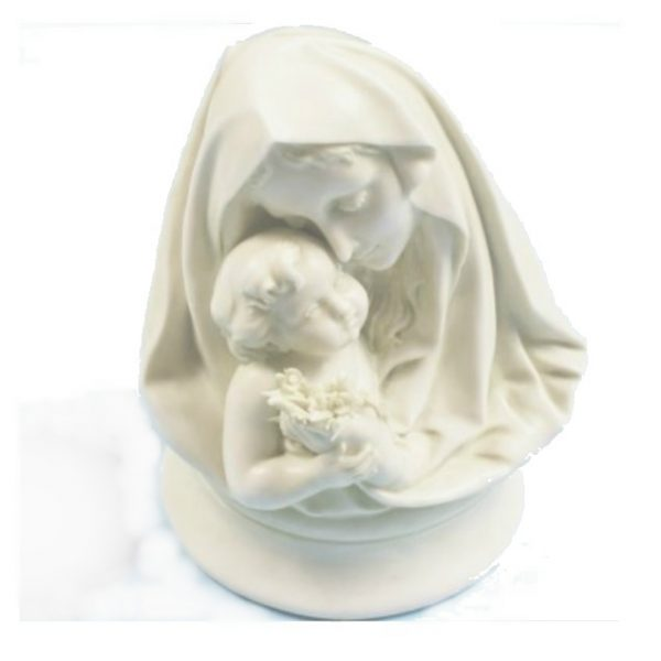 Bosato Collectible Madonna dn Child