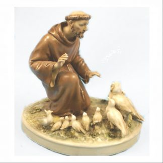 Borsato Collectible Saint Francis