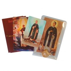 PRAYER CARDS & LEAFLETS