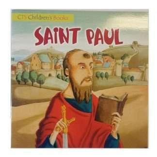 Saint Paul - CTS Saints for Kids Series €3.75
