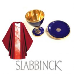 VESTMENTS & VESSELS