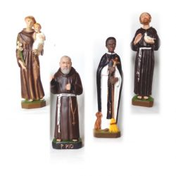 Statues of Saints