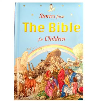Stories From The Bible For Children €8.00