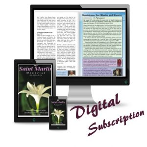 Digital Saint Martin Magazine Subscription