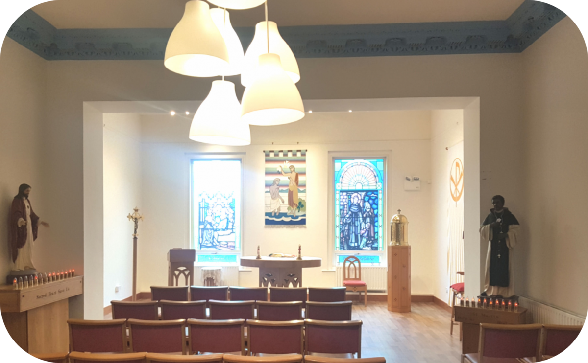 Saint Martin Apostolate Oratory at 42 Parnell Square, Dublin 1