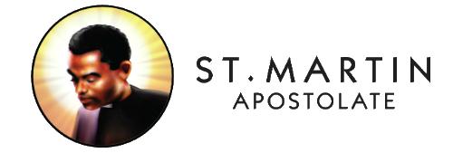 St Martin Apostolate