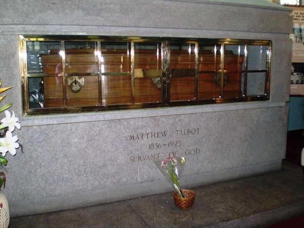 Matt Talbots Shrine
